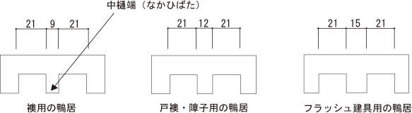 鴨居姿図(3-7.4-7
